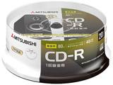 音楽用CD-R 1-48倍速 700MB 20枚【スピンドル / インクジェットプリンタ対応】 MUR80FP20SD1-B 【ビックカメラグループオリジナル】