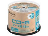 データ用CD-R 700MB 1-48倍速 50枚【スピンドル / インクジェットプリンタ対応】 SR80FP50SV1-B