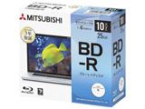 長期3年保証 データ用BD-R 1-6倍速 25GB 10枚【インクジェットプリンタ対応】 DBR25RP10D1-B