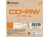 データ用CD-RW 1枚パック SW80QP1V1-B 【ビックカメラグループオリジナル】