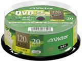 録画用DVD-R スピンドル 1-16倍速 4.7GB 20枚 VHR12JP20SJ1 [〜20枚]