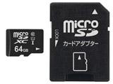 microSDXCカード Office Save  OSMSD64G [64GB /Class10]