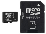 microSDXCカード Office Save  OSMSD128G [128GB /Class10]