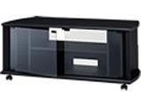 32V〜43V型対応テレビ台 TV-BS100H ハイタイプ