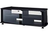 43V〜52V型対応テレビ台 TV-BS120H ハイタイプ