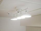 LEDパネルシーリングライト   WLED4011 [8畳 /昼光色〜電球色 /リモコン付き]