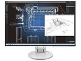 FlexScan EV2456-RWT(ホワイト)  24.1型LEDバックライト搭載液晶モニター[1920×1200/IPS/DisplayPort・DVI-D・HDMI・VGA]