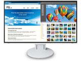 FlexScan EV2785-WT(ホワイト) 27.0型4K対応液晶モニター[3840×2160/USB Type-C・DisplayPort・HDMI×2]