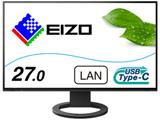 USB-C接続 PCモニター FlexScan ブラック EV2795-BK [27型 /ワイド /WQHD(2560×1440)] ※発売日以降のお届け