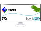 USB-C接続 PCモニター FlexScan ホワイト EV3895-WT [37.5型 /ワイド /曲面型]