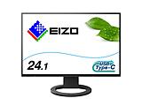 USB-C接続 PCモニター FlexScan ブラック EV2485-BK [24.1型 /WUXGA(1920×1200) /ワイド]