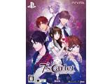 【在庫限り】 7'scarlet (セブンスカーレット) 限定版 【PS Vitaゲームソフト】