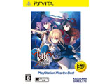 Fate/stay night (Realta Nua) (PSV the Best)