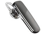 スマートフォン対応[Bluetooth4.1] 片耳ヘッドセット USB充電ケーブル付 (グレー) Explorer 500