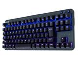 ゲーミングキーボード miniSTREAK Brown JP ブラック KB0002-028 [USB /有線]