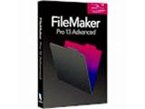 【在庫限り】 FileMaker Pro 13 Advanced シングルライセンス ≪アップグレード≫ Win・Mac/DVD