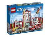 LEGO(レゴ) 60110 シティ 消防署