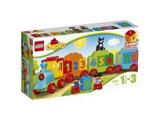 """LEGO(レゴ) 10847 デュプロ はじめてのデュプロ(R) """"かずあそびトレイン"""""""