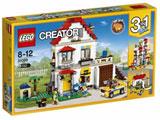 LEGO(レゴ) 31069 クリエイター ファミリーコテージ