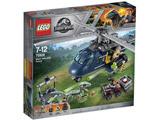 LEGO(レゴ) 75928 ジュラシック・ワールド ブルーのヘリコプター追跡