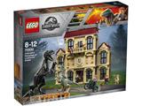 LEGO(レゴ) 75930 ジュラシック・ワールド インドラプトル、ロックウッド邸で大暴れ