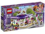 LEGO(レゴ) 41336 フレンズ ハートレイクのかわいいアートカフェ