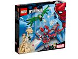 LEGO(レゴ) 76114 スパイダーマン スパイダーマンのスパイダー・クローラー