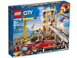 LEGO(レゴ) 60216 シティ レゴシティの消防隊