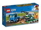 LEGO(レゴ) 60223 シティ 収穫トラクターと輸送車