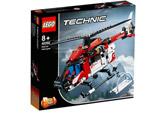 LEGO(レゴ) 42092 テクニック 救助ヘリコプター