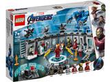 LEGO(レゴ) 76125 マーベル アイアンマンのホール・オブ・アーマー