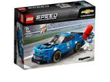 LEGO(レゴ) 75891 スピードチャンピオン シボレー カマロ ZL1 レースカー