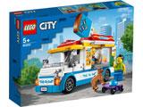 60253 シティ アイスクリームワゴン