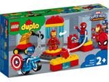 10921 デュプロ スーパーヒーローたちの研究所
