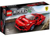 76895 スピードチャンピオン フェラーリ F8 トリビュート
