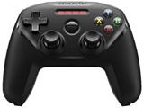 【iPad/iPhone対応】ワイヤレスゲームパッド[Bluetooth] Nimbus Wireless Controller ブラック 69070