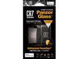 【在庫限り】 PanzerGlass(パンザグラス)Xperia XZ1 Clear CR7ロゴ 衝撃吸収 全画面保護 ラウンドエッジ ダブル強化ガラス 4層構造