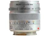 IBERIT 50mm/f2.4 シルバー [ライカMマウント] 標準レンズ(MFレンズ)