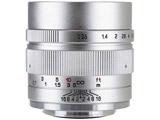 SPEEDMASTER 35mm F0.95 II シルバー [FUJIFILM Xマウント] 標準レンズ(MFレンズ)