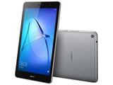 【LTE対応 nanoSIMx1】Android 7.0 SIMフリータブレット[8型・MSM8917・ストレージ 16GB] MediaPad T3 8 スペースグレー KOB-L09
