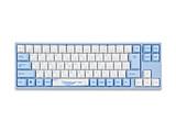 ゲーミングキーボード Sea Melody JIS VA73 Cherry mx 茶軸  vm-va73-wbpe7hj-brown [USB /有線]