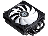 Intel&AMD用 薄型CPUクーラー IS-40X