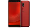 gooのスマホ 「g08」 チェリー・レッド 「VIEWPRIME-CHERRYRED」 Android 7.1・5.7型 nanoSIM×2 SIMフリースマートフォン