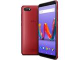 Wiko Tommy3 Plus W-V600(CHERRY RED) 5.45インチ MT6739WW 2GB/16GB Micro SIM