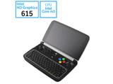【在庫限り】 モバイルノートPC GPD WIN2 256GB [Core m3・6インチ・SSD 256GB・メモリ 8GB]