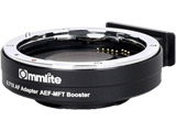 電子接点付きフォーカルレデューサーマウントアダプター CM-AEF-MFT Booster CM-AEF-MFTBooster