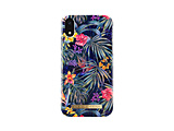 iPhone XR用 6.1 FASHION CASE S/S 18 MYSTERIOUS JUNGLE IDFCS18-I1861-72