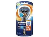 【Gillette(ジレット)】プログライド フレックスボール マニュアル ホルダー 替刃2個付〔ひげそり〕
