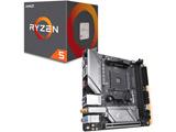 AMD Ryzen 5 2600 BOX品 + GIGABYTE  B450 I AORUS PRO WIFI セット