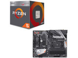 AMD Ryzen 5 2400G BOX品 + GIGABYTE B450 AORUS PRO WIFI セット